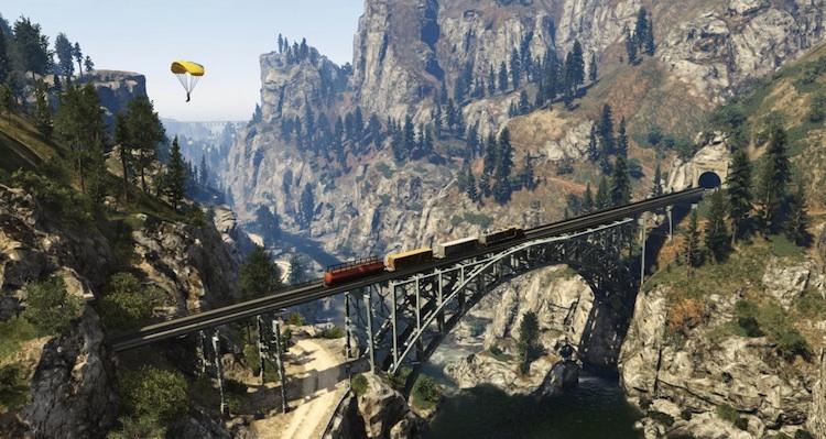 GTA 5 Open World