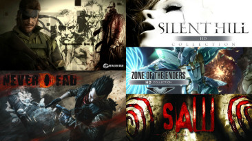 Huge Konami Sale on Xbox Live's Games on Demand