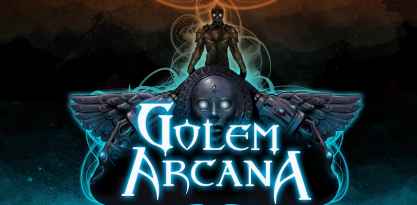 Golem Arcana – A Table TopTBS Hybrid