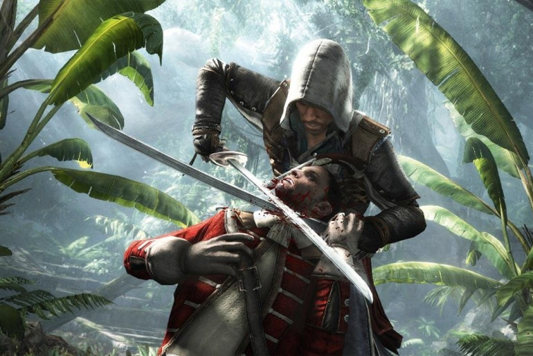 Assassin's Creed IV: Edward Kenway Story Trailer
