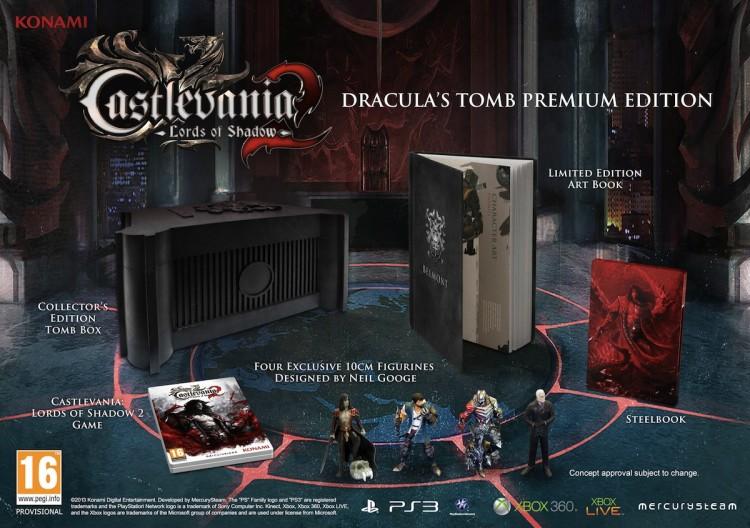 Draculas Tomb Premium Edition