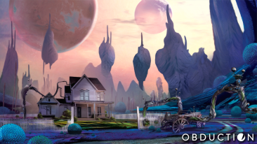 Obduction – A Spiritual Successor to Myst Kickstarter Launched