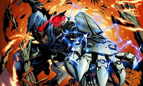 Second Part of the Yaiba: Ninja Gaiden Z Digital Comic Series Releases