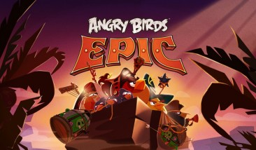 Angry Birds Epic Gameplay Trailer Emerges