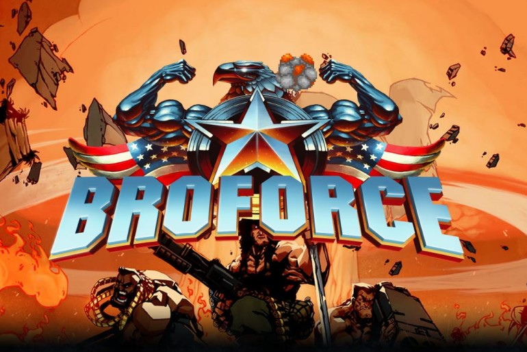 Broforce hits Steam Early Access with excessive force!
