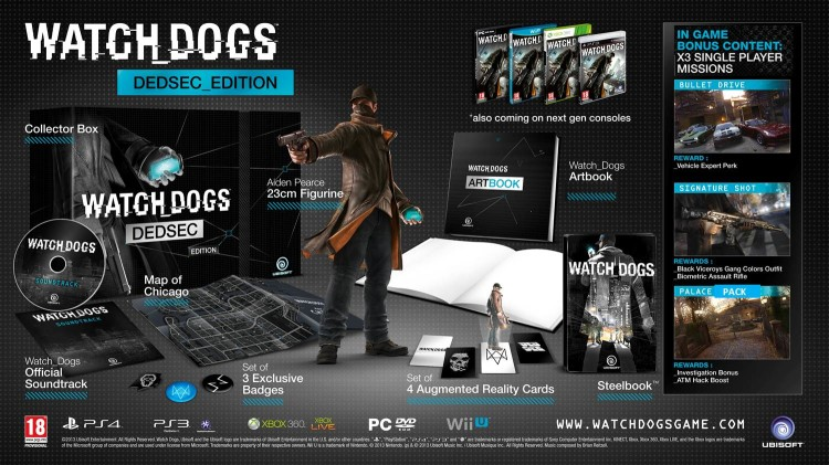 Watch Dogs DeadSec edition