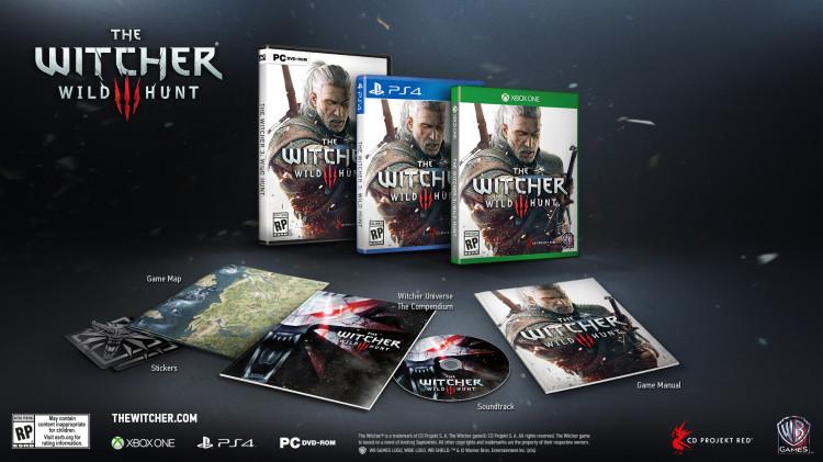 Witcher 3 Standard Edition