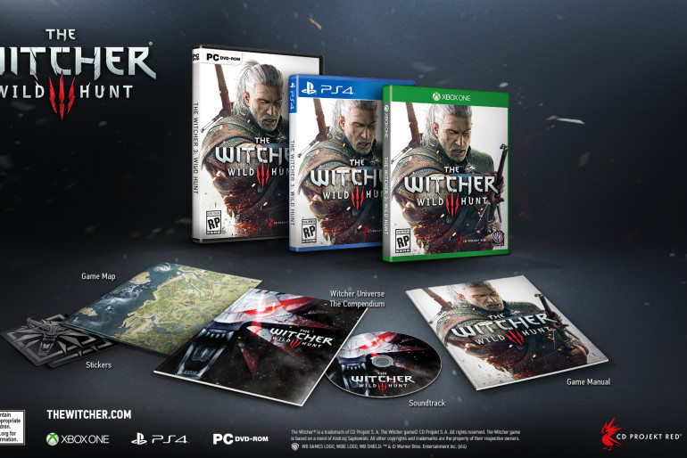 The Witcher 3: Wild Hunt Release Date & E3 2014 trailer