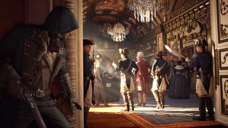 Stealth in Assassin's Creed Unity