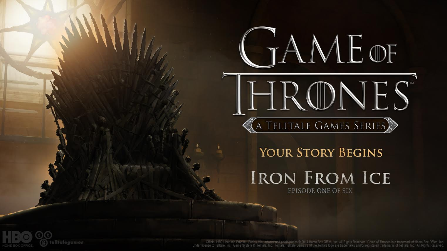 Telltale's Game of Thrones Will Have 6 Episodes