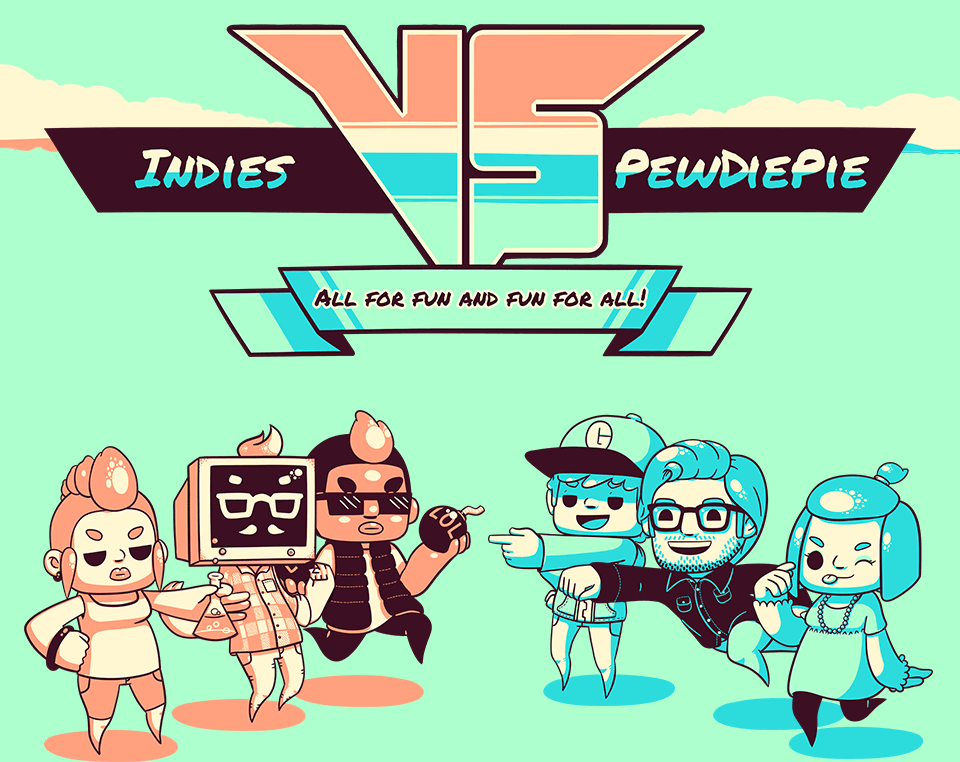 YouTube Celebrities and Indie Gaming