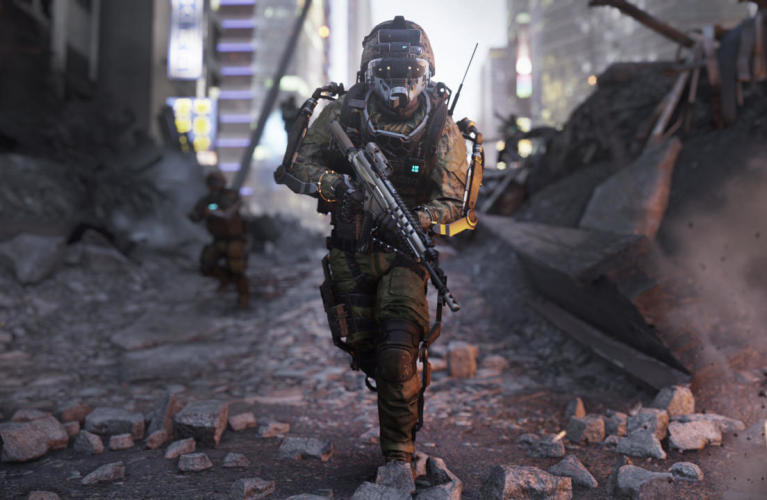 Official Call of Duty: Advanced Warfare Reveal Trailer