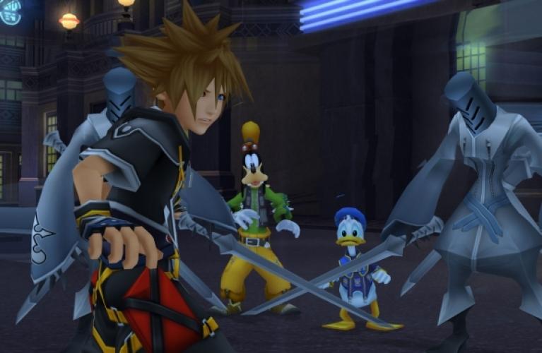 Kingdome Hearts 2.5 HD Remix Debut Trailer