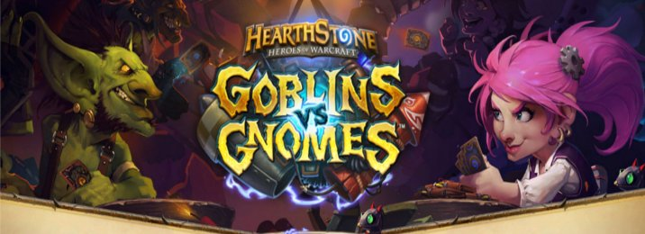 Hearthstone: Goblins Vs. Gnomes Preview