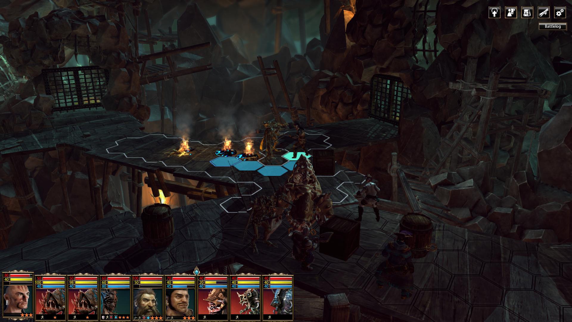 Blackguards 2 Screenshots