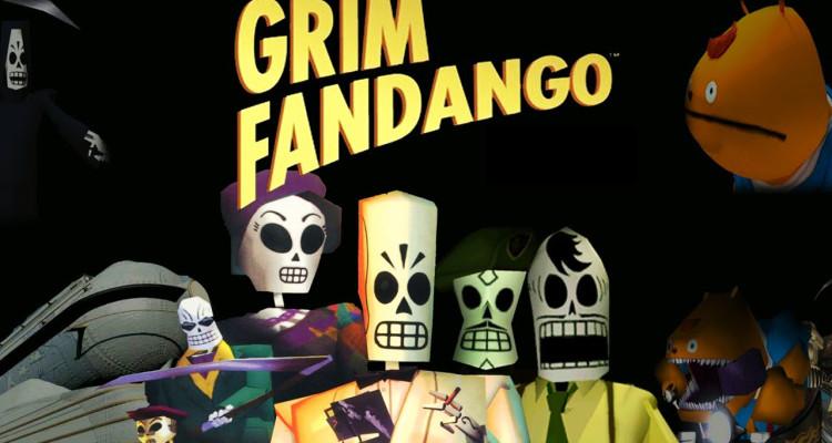 Grim Fandango Remake