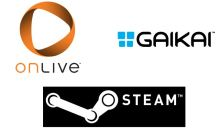 The Future of Gaming: Internet Streaming?
