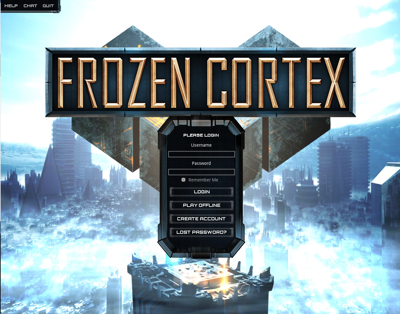Frozen Cortex Represents The Future Of Strategy