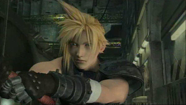 FFVII PS3 Tech Demo