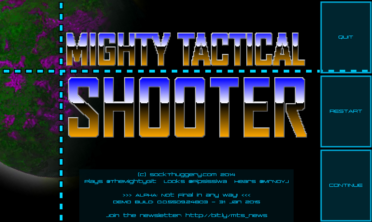 Mighty Tactical Shooter Preview