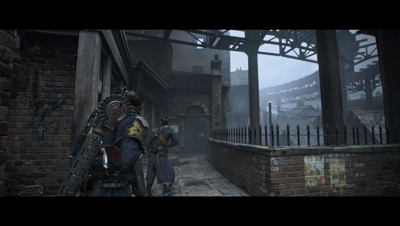 The-Order-1886-Gameplay