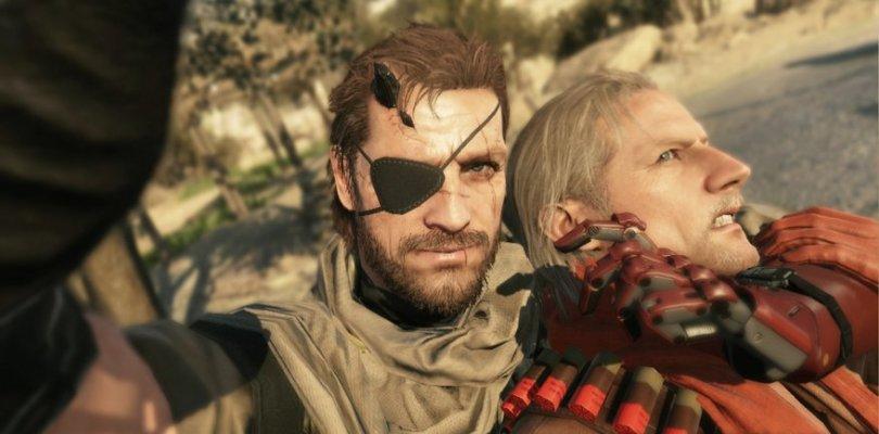 Metal Gear Solid V The Phantom Pain #157